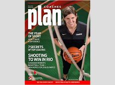 Coaches plan Magazine Current Issue Coaching