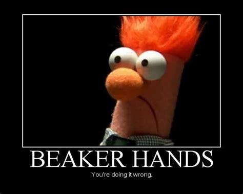 Beaker Meme - beaker muppets meme