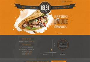 15 food and restaurant web designs webdesigner depot With cuisine site