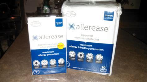 allerease maximum allergy protector bedding allerease maximum allergy protector bedding allerease