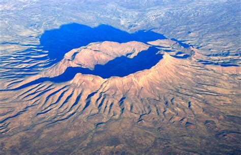 Is The Brukkaros Crater In Namibia A Dormant Volcano