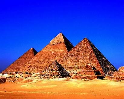 Pyramids Egyptian Wallpapers Egypt Backgrounds Background Desktop