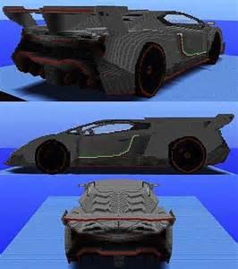 Minecraft Lamborghini