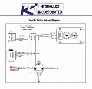 Dump Trailer Wiring Diagram New Dump Trailer Hydraulic Pump Wiring Diagram With Regard To