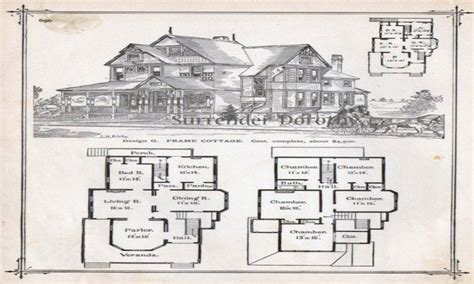 house plans historic small cottage house plans small house