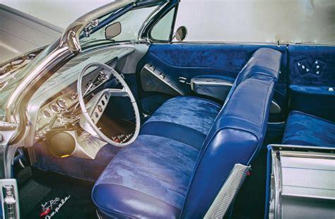chevrolet impala convertible aces  lowrider