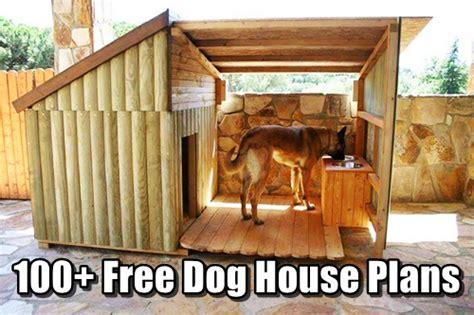 dog house plans shtf prepping homesteading central