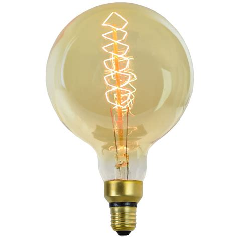 40w large antique edison light bulb