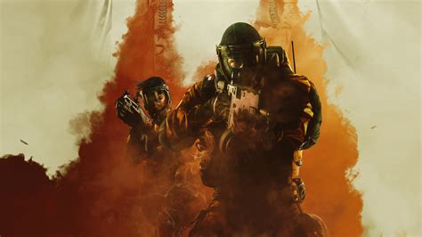 Rainbow Six Siege 4k Wallpaper Tom Clancy 39 S Rainbow Six Siege Wallpaper Hd 4k 8k