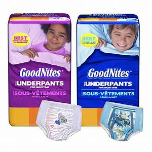 GoodNites Absorbent Nighttime Pants: Bedwetting Store