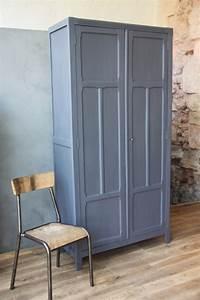 Petite Armoire Penderie : l 39 armoire parisienne ~ Preciouscoupons.com Idées de Décoration