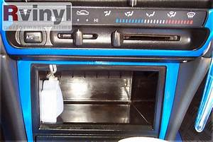 Dash Kit Decal Auto Interior Trim For Toyota Corolla 1998