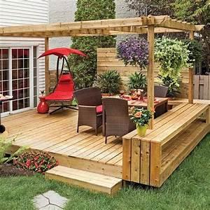 les 25 meilleures idees concernant jardins contemporains With lovely amenagement petit jardin exterieur 4 pergola design amenagement de jardin en 50 photos
