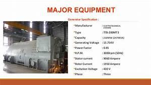 210 Mw Siddhirganj Thermal Power Station