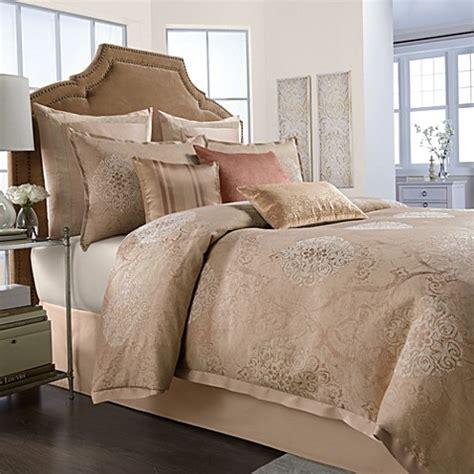 wamsutta 174 madeira comforter set bed bath beyond
