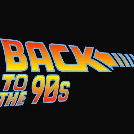 Back To The 90 by 8tracks Radio Back To The 90 S 8 Songs Free And