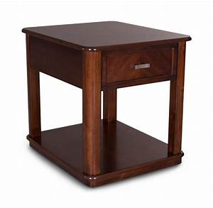 Wallace Rectangular End Table HOM Furniture