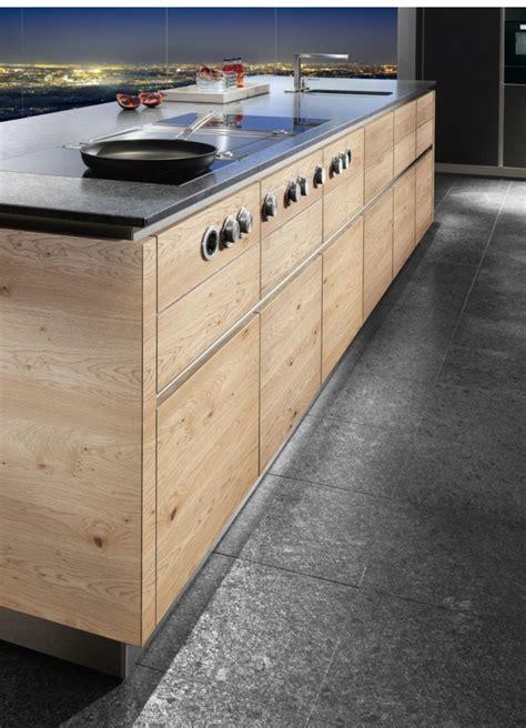 Holzplatte In Der Küche by 77 Besten K 252 Chen Aus Holz Bilder Auf Design