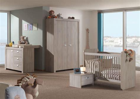 chambre bebe evolutive complete pas chere chambre bébé complète contemporaine chêne clair margaux