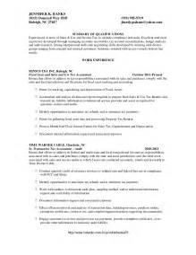 tax internship resume sles sales and use tax accountant banks