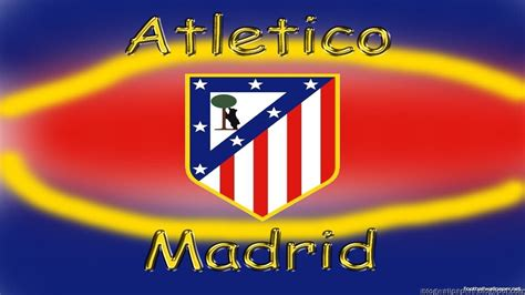 Los mejores productos para los fans rojiblancos están en nuestra tienda online. Atletico Madrid Logo Walpapers HD Collection | Free Download Wallpaper