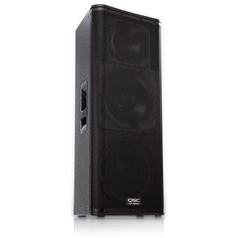 3 wege lautsprecher qsc kw153 aktiver 3 wege lautsprecher kaufen bax shop