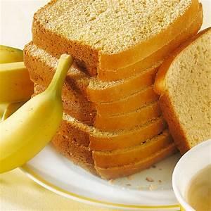 Bananen Joghurt Muffins : joghurt bananen brot rezept f r den brotbackautomat ~ Lizthompson.info Haus und Dekorationen