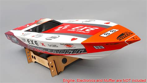 Rc Boats For Sale Gas by New Exceed Racing Fiberglass Gas Powered Rc 1300mm Speed