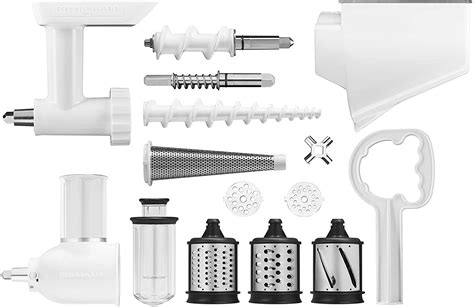 kitchenaid mixer attachment pack  spoons  spice