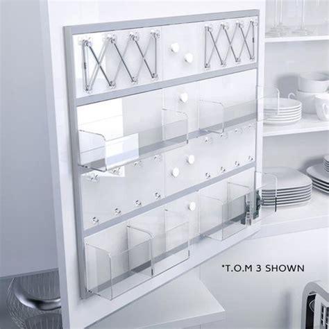 wall kitchen cabinet vauth sagel t o m 1door organization system 8 1 4 quot w 9000 3312