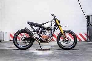 Yamaha Wr 400 F : yamaha wr400 tracker by meccanica serrao d aquino bikebound ~ Jslefanu.com Haus und Dekorationen