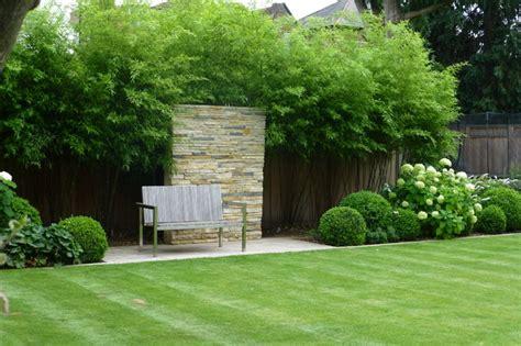 Modern Family Garden  Contemporary  Garden  London By