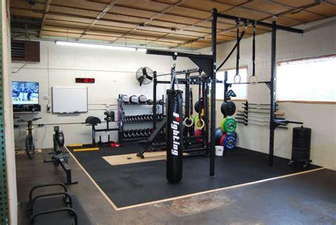 rogue fitness garage garage ideas crossfit garagem