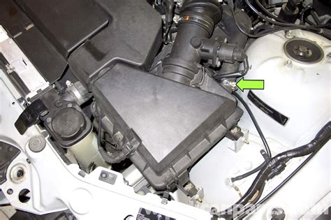 bmw  secondary air system testing   pelican