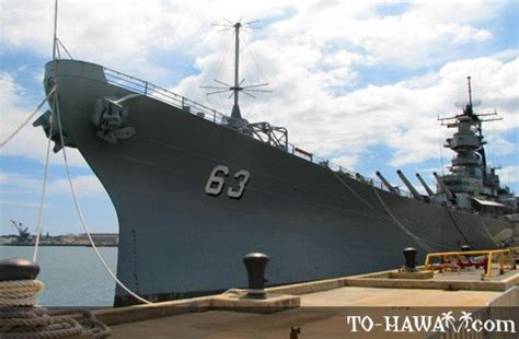 Battleship Missouri Memorial, Oahu