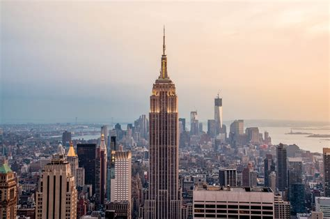 Empire State Building Manhattan Ny Attractions In
