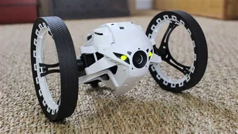 test parrot minidrone jumping sumo youtube