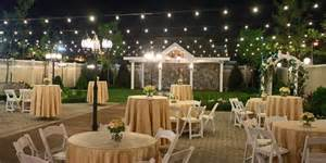inexpensive outdoor wedding venues nj best outdoor wedding venues nj