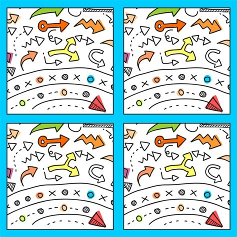 Spot The Difference Game With Answers Puzzle Games And More