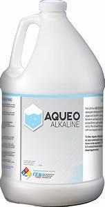 Aqueo Alkaline