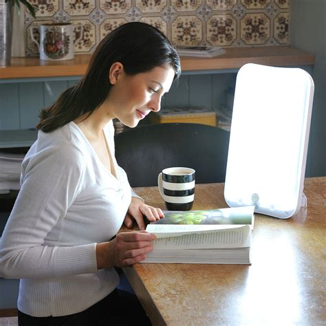 best light therapy box reviews image gallery sad light