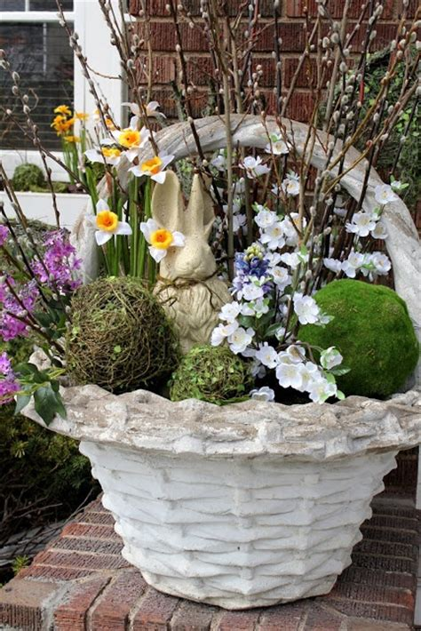 Images About Easter Front Porch Decor Pinterest