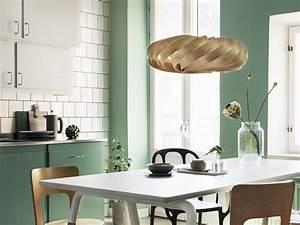 Deco Mur Cuisine : cuisine verte 3 nuances de la plus claire la plus sombre joli place ~ Teatrodelosmanantiales.com Idées de Décoration