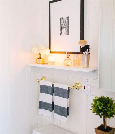 towel rack  toilet design ideas