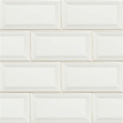 white beveled subway tile subway tile white subway tile 3x6 beveled