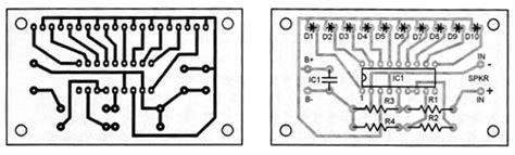 Audio Wattmeter Circuit With