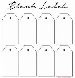 How to organize in style using dollar store baskets in for How to print your own labels