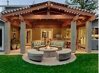 best outdoor covered patio design ideas Best 25+ Covered patio design ideas on Pinterest   Outdoor ...