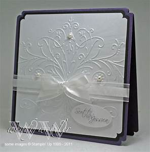 232 best images about embossing folders on pinterest With wedding invitation embossing folder