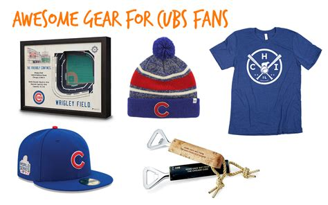 gifts for cubs fans breaking billy goat world series gear for cubs fans